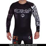 Ground Game Black Turtle Rashguard